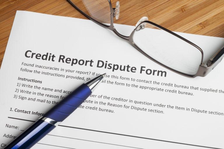 credit report errors in Chicago, IL, dispute credit report